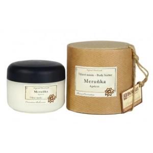 Tělové máslo MERUŇKA (150 ml)