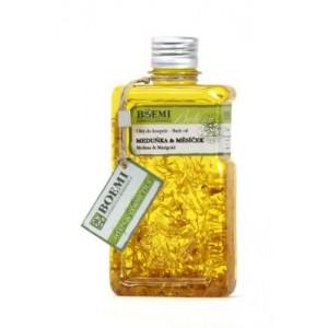 Koupelový olej MEDUŇKA A MĚSÍČEK (250 ml)