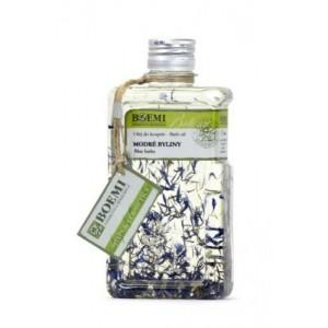 Koupelový olej MODRÉ BYLINY (250 ml)