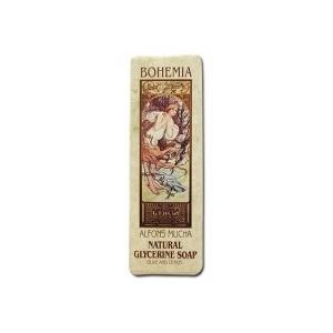 Toaletní mýdlo 125 g oliva a citrus - Alfons Mucha