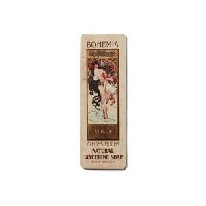 Toaletní mýdlo 125 g šípky a růže - Alfons Mucha
