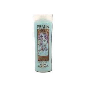 Krémový sprchový gel 200 ml - Alfons Mucha - aqua minerály