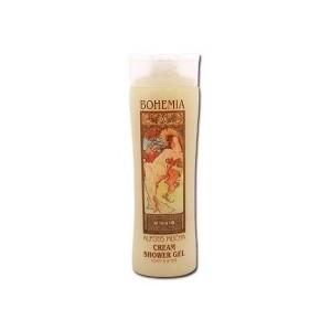 Krémový sprchový gel 200 ml - Alfons Mucha - med a obilí