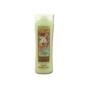 Krémový sprchový gel 200 ml - Alfons Mucha - oliva citrus
