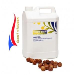 Prací gel z mýdlových ořechů na vlnu 1 l