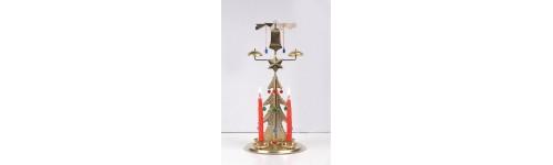 Andělské zvonění - zvonící stromek