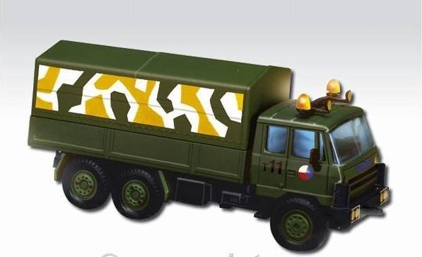 TATRA - MS 11 - CZECH ARMY
