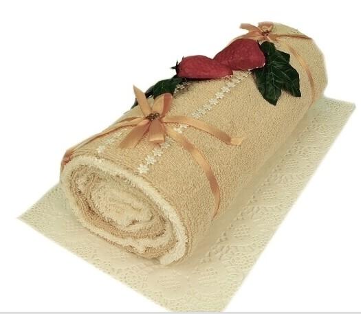 Textilní dort ROLÁDA