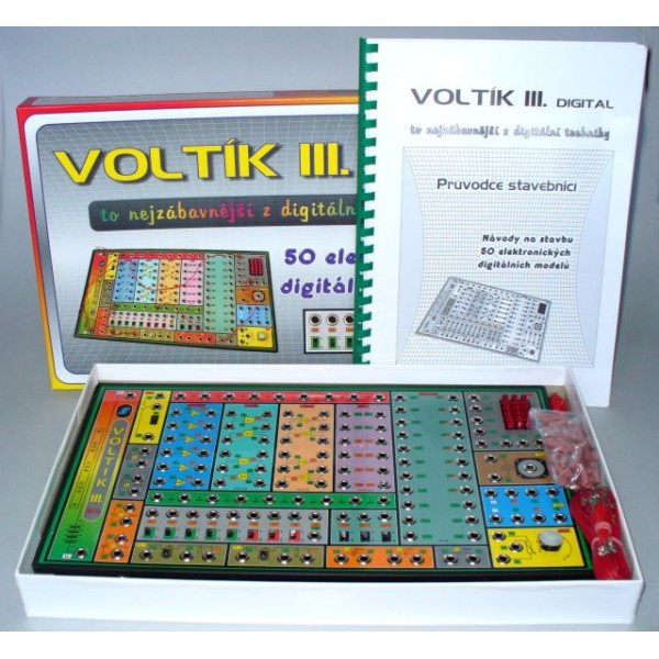 Elektronická laboratoř VOLTÍK II.