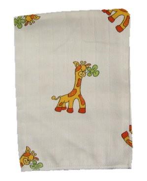 Žínka tetra s potiskem žirafky