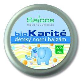 Karité - Dětský nosní balzám BIO - 19 ml